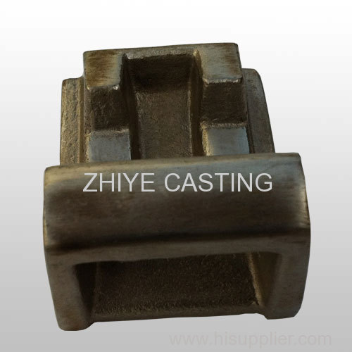 small silica sol casting stainless steel material