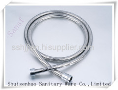 Stainless steel double lock flexible hose