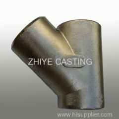 silica sol stainless steel casting
