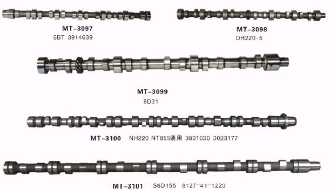 S6D125 CAMSHAFT FOR EXCAVATOR