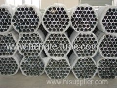 steel pipe Hot dipped galvanized steel tube