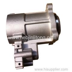 auto parts aluminum die casting starter housing Prestolite M105