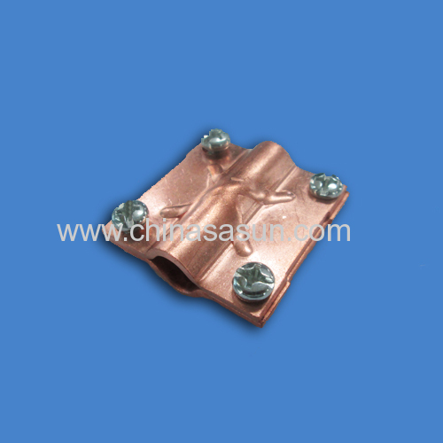 Copper Strand Wire Clamps for Cable