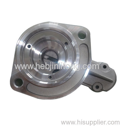 498 auto starter cover/cap aluminum die casting parts