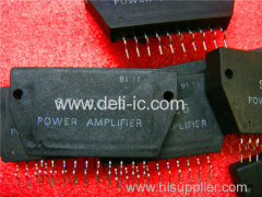 STK4025 - 6.5 TO 25E MIN AF POWER AMP - List of Unclassifed Manufacturers