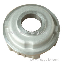 auto parts Howo Central starter cover die casting parts
