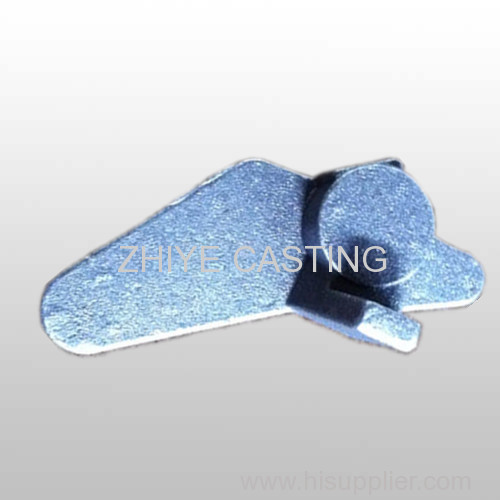 ductile iron casting lost foam process