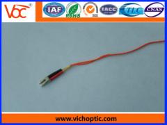 Fiber optical LC duplex connector
