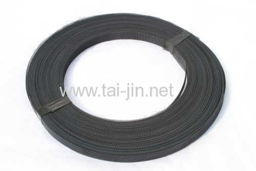 Manufacture of MMO Mesh Ribbon Anode