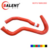 high temperature Radiator hose kit for Honda Civic K20A 06 up 2pcs