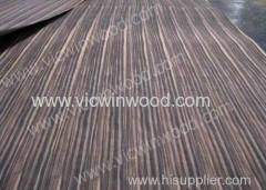 spliced ebony veneer sheet