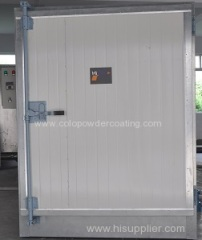 custom made powder coating ovens