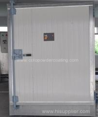 custom made powder coating ovens