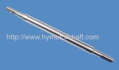 shaft coupling types replacement motors DC-fan shaft