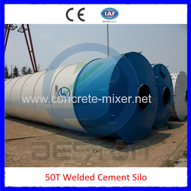 Competitive Price Cement Silo for Concerte Batching Plant