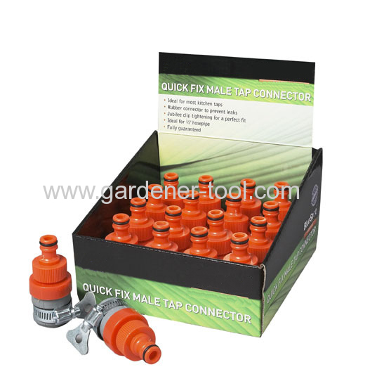 Plastic Soft Tap Adapter With Specification 1female thread