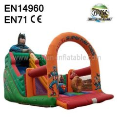 Batman Outdoor Inflatable Slide