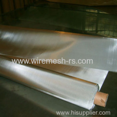 stainless steel micro wire cloth