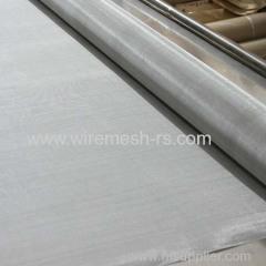 55 micron pano de filtro de aço inoxidável - 300mesh