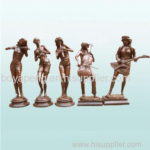 figure statue/bronze sculpture HOME DECORATION