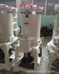 2013 PP PE PVDF PVC Electroplating Filter