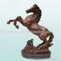 bronze animal statue/bronze sculpture/home decoration