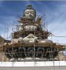 indoor/outdoor decoration /buddha statue
