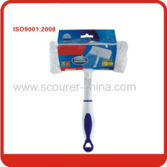 Blue and white double uses Multifunctional window cleaner