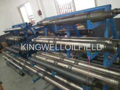 Well Testing full bore Rupture Disk Bypass Pressure Test Valve