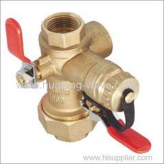 Full Port Water Heater Isolation Valves