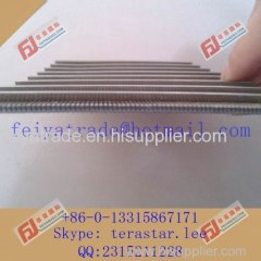 flat wedge wire panel- high quality from feiya trade China factory