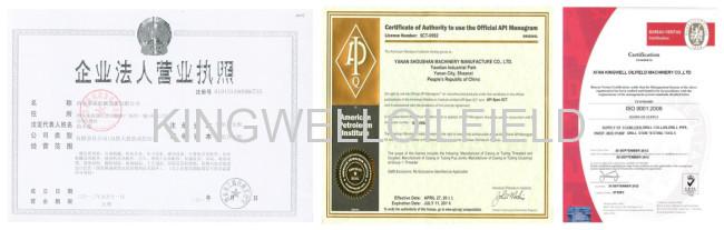 API 5-1/2Drill Pipe Grade G105