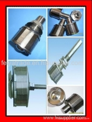 water & gas strainer pipe series
