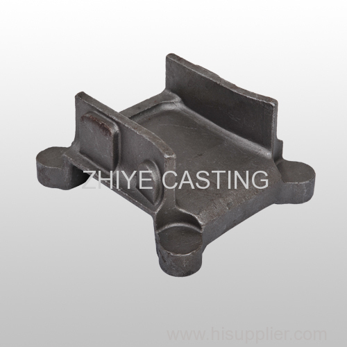 carbon steel auto accessory spring seat