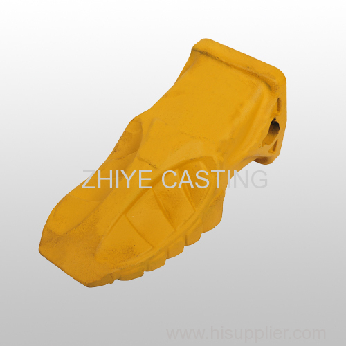 FC550 bucket tooth carbon steel casting