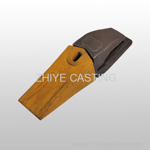 engineer and machinery casting carbon steel bucket teeth