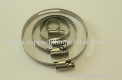 Fluid Transfer Worm Drive Hose Clamps Supplier