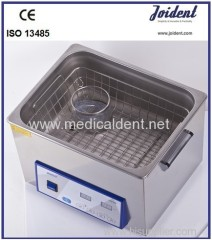 Double Temperature Protection Ultrasonic Washer