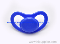 2013 New Design Pratical Baby Cute Silicone Soother Pacifier