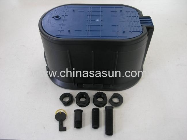 water meter box, plastic water meter box, watermeter box