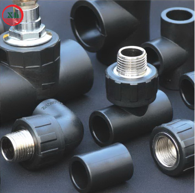 2013 hot sale HDPE 100 pipe and fittings