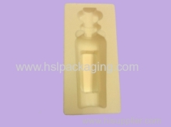 anti-static plastic blister packig tray with dividers