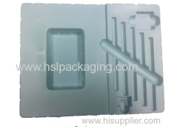 blister tray clamshell package