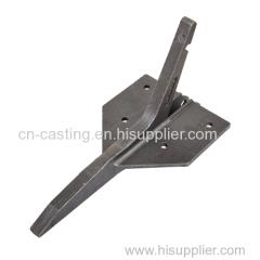 Pear sharp tools castings