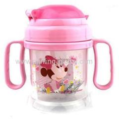 Plastic Disney Micky Mouse Minnie Students Kettles Hot Stamping Printing Films
