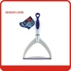 New Classic plastic 15cm window squeegee with rubber blade