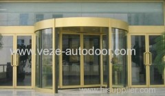 2, 3 and 4 wing automatic revolving doors