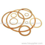 Pure Copper Gasket/Pure Copper Gasket