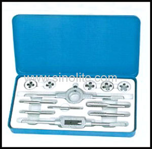 Hand taps 3pcs/set DIN351/BSW