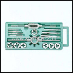 Metric (DIN) tap and die 16pcs/set
